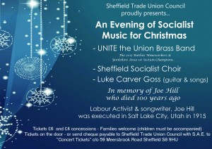 Sheffield TUC UNITE BRASS BAND