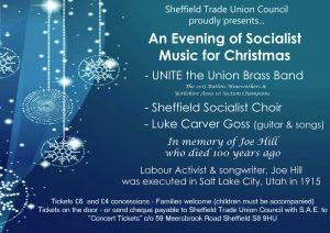 Sheffield TUC UNITE BRASS BAND